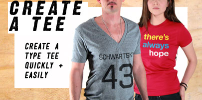 CREATE A CUSTOM MESSAGE T-SHIRT USING THE BEST FITTING TEES - MULTIPLE LAYOUT OPTIONS AND 40 FONTS